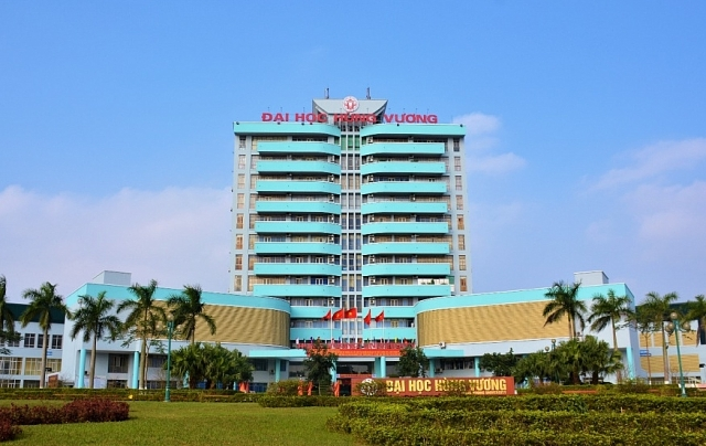 Hung Vuong University provides high-quality training targeting Northern Vietnam